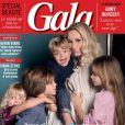 """Couverture du magazine """"Gala"""" en kiosques le 8 novembre 2017."""