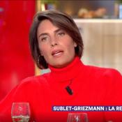 Alessandra Sublet prête à tout pour aider Saint-Barth : Son coup de gueule