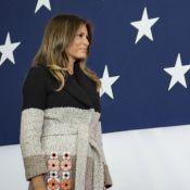 "Melania Trump : La solitude d'une First Lady ""malheureuse à Washington"""