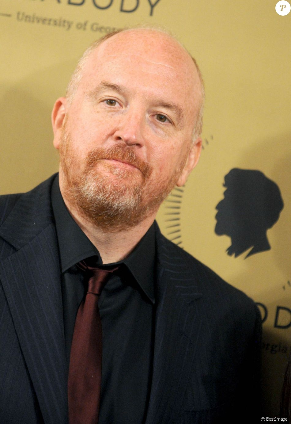 "Louis C.K. - Soirée des ""76th Annual Peabody Awards"" à New York, le 20 mai 2017."