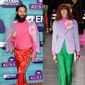 Jared Leto : Stylé en vêtements de femme aux MTV EMA