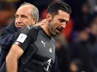 Gianluigi Buffon : Le terrible adieu, en larmes après la catastrophe de l'Italie