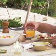 """André dans """"Koh-Lanta Fidji) (TF1), épisode diffusé vendredi 17 novembre 2017."""