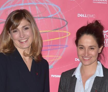Julie Gayet et Marie Gillain : Marraine et présidente radieuses et complices