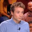 Quotidien sur TMC, le 19 octobre 2017. Ici Hugo Clément.