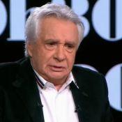 """Michel Sardou évoque son ami Johnny Hallyday : """"Il a un sacré courage"""""""