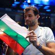 Grigor Dimitrov a remporté un tournoi de tennis du Grand Chelem, le Masters de Londres, le 19 novembre 2017.