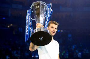 Nicole Scherzinger : Mots tendres de Grigor Dimitrov après un incroyable succès