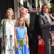 Nick Nolte vit un grand moment avec sa bien-aimée, sa fille et son fils