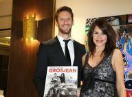 Romain Grosjean : Sa belle Marion très enceinte, accouchement imminent
