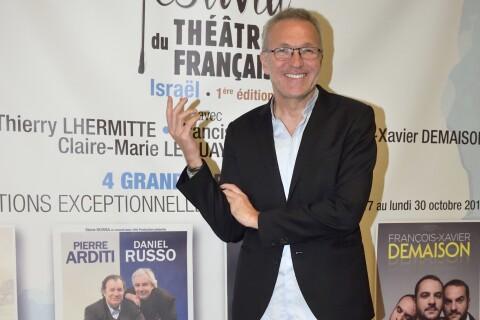 """Laurent Ruquier, des tensions avec Christine Bravo: """"Elle s'est fâchée bêtement"""""""