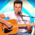 """""""Dany dans """"Incroyable Talent 2017"""", 23 novembre 2017, M6"""""""