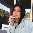 Photo de Kylie Jenner. Septembre Novembre 2017.