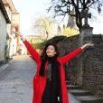 """Rendez-vous avec Nawell Madani pour le film """"C'est tout pour moi"""" lors de la 26ème édition du Festival du film de Sarlat, le 17 novembre 2017. © Patrick Bernard/Bestimage"""