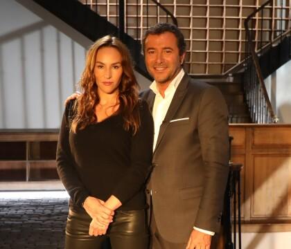 Vanessa Demouy star d'une émission qui a du chien avec Bernard Montiel