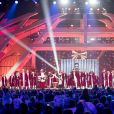 """Exclusif - Enregistrement de l'émission """"Les Enfoirés Kids"""" au Zénith d'Aix, qui sera diffusée le 1er décembre sur TF1. Le 19 novembre 2017 © Cyril Moreau / Bestimage"""