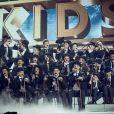 """Exclusif - Enregistrement de l'émission """"Les Enfoirés Kids"""" au Zénith d'Aix, diffusée le 1er décembre sur TF1. Le 19 novembre 2017 © Cyril Moreau / Bestimage"""