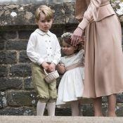 George et Charlotte de Cambridge : En piste pour le mariage de Meghan et Harry !