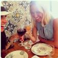 "Meghan Markle avec son amie, sa ""soeur"", Misha Nonoo à Madrid en août 2016. Photo Instagram Meghan Markle et Misha Nonoo."
