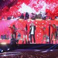 Semi-Exclusif - Cookie Dingler - Concert Stars 80 - 10 ans déja ! à l'U Arena de Nanterre le 2 décembre 2017. © Marc-Ausset Lacroix/Bestimage