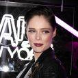 """Coco Rocha - People à la soirée """"Moxy Times Square Coming Out"""" à New York. Le 25 octobre 2017"""