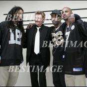 Mort de Johnny Hallyday : La planète Rap, endeuillée, lui rend hommage