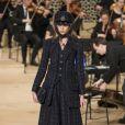 """Défilé Chanel, collection Métiers d'Art """"Paris-Hambourg"""" à la Philarmonie de l'Elbe. Hambourg, le 6 décembre 2017. © Olivier Borde/Bestimage"""