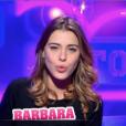Secret Story 11, la quotidienne du 4 décembre 2017 sur NT1. Ici Barbara.
