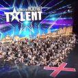 """Zucaron en finale d'""""Incroyable Talent 2017"""", M6, jeudi 7 décembre 2017"""