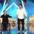 """Florent et Justin finalistes - """"Incroyable Talent 2017"""", M6, jeudi 16 novembre"""
