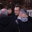 """""""David Hallyday - Obsèques de Johnny Hallyday, à Paris, le 9 décembre 2017"""""""