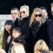 Obsèques de Johnny Hallyday : Jade et Joy zappées, Philippe Labro s'excuse...