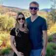 Cody Walker et sa chérie enceinte (octobre 2017)