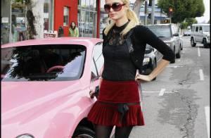 Paris Hilton, découvrez son dernier caprice !