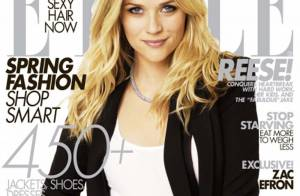 Reese Witherspoon très amoureuse confie :