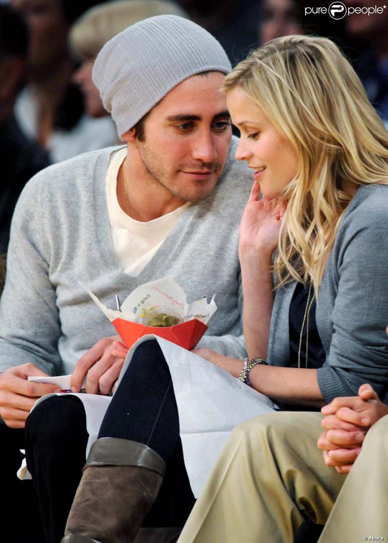 Reese Witherspoon et Jake Gyllenhaal, amoureux et ... Katie Holmes Divorce