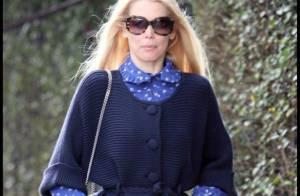 Claudia Schiffer : elle est toujours... d'un chic fou !