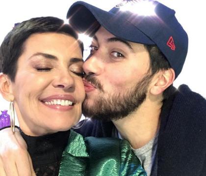 Cristina Cordula et son charmant fils Enzo : Un rare et tendre cliché dévoilé...