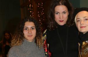 Clara Dufourmantelle et Luna Légitimus réunies pour une soirée festive et stylée