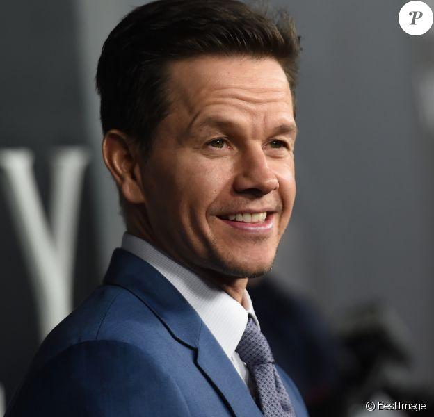 """Mark Wahlberg à la projection du film """"Hostiles"""" au Metrograph à New York, le 18 décembre 2017 © Chris Delmas/Bestimage"""