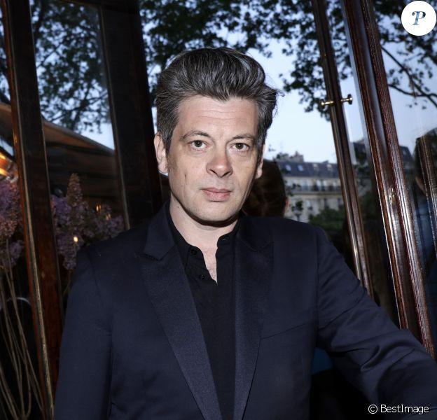 Benjamin Biolay lors de la remise du 10e Prix de la Closerie des Lilas. Paris, le 19 avril 2017. © Cédric Perrin/Bestimage