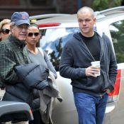 Matt Damon en deuil : Son père, Kent, est mort