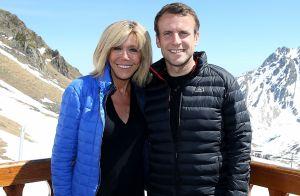Brigitte et Emmanuel Macron : Noël au ski pour le couple présidentiel