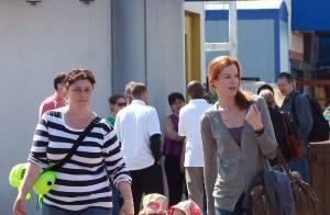 EXCLU - Marcia Cross : Encore une journée seule avec ses jumelles... son mari lui manque tant !