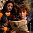 "Daryl Sabara et Alexa PenaVega dans ""Spy Kids 2"" en 2002"