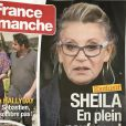 France Dimanche, en kiosques le 29 décembre 2017.