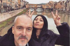 Anggun : Rare selfie avec son nouveau compagnon pour le Nouvel An