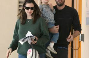 Jennifer Garner et Ben Affleck vous présentent... leur petite fille, Seraphina ! Regardez !