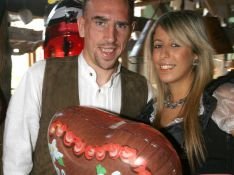 Franck Ribéry papa pour la deuxième fois