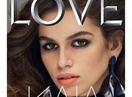 Kaia Gerber : Future icône en couv', elle se mesure à Kylie Jenner